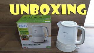 ☕️ UNBOXING: Wasserkocher Philips - water heater