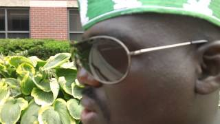 Extreme Close up Shot for Orisha Anthem Music Video in South Bend, Indiana, USA