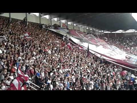 """""""Lanus vs """"B""""anfield recibimiento de la gente"""" Barra: La Barra 14 • Club: Lanús"""