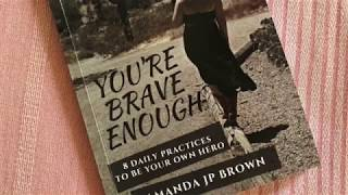 Be Your Own Hero: An Interview with Amanda JP Brown