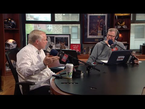 Buck Showalter In-Studio on The Dan Patrick Show (Full Interview) 5/5/15
