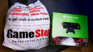 DUMPSTER DIVING- JACKPOT!! Gamestop Dumpster Diving- Night #897