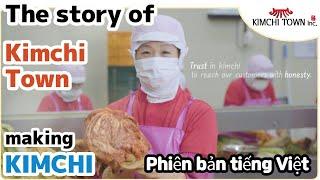 [KIMCHI TOWN Inc.] Video quảng bá doanh nghiệp v2021 (Tiếng Việt)