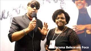 Negra Mary no Programa Beleza em Foco