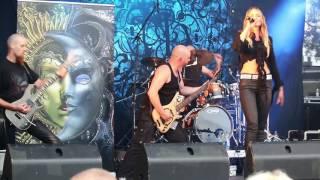 Amberian Dawn - Valkyries - Lankafest 2016, Puolanka