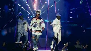 Justin Bieber - Where Are U Now (Purpose Tour Montage)