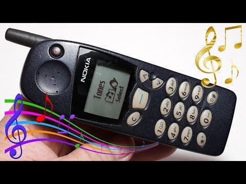 Nokia 5130 Ringtones. Мелодии телефона нокия