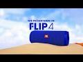 JBL Flip 4 ist die neueste Generation der preisgekrönten Flip-Serie. Er ist ein mobiler Bluetooth-Lautsprecher, der einen überraschend kraftvollen Stereo-Sound liefert. Dieser kompakte Lautsprecher hat einen wiederaufladbaren 3.000 mAh Lithium-Ionen-