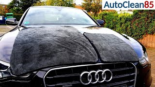 Marc Crouch Tücher im Test / Auto trocknen & Car detailing / Autopflege Mikrofasertücher