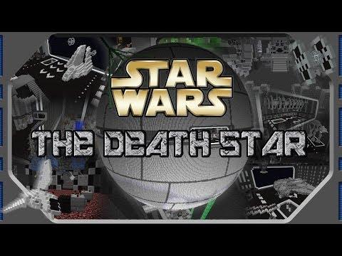 STAR WARS The Death Star Minecraft Project - Minecraft ttt spielen
