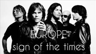 Europe - Sign of the times - 1988
