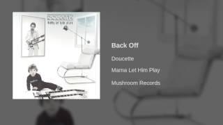 Doucette - Back Off