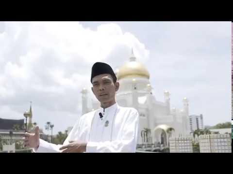Video UAS: Masjid Pertemuan Antara Manusia dan Kuasa Allah Ta'ala