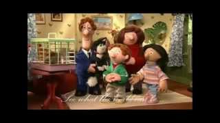 Postman Pat And Sara Clifton - With You (Tribute Video, With Lyrics!!!)