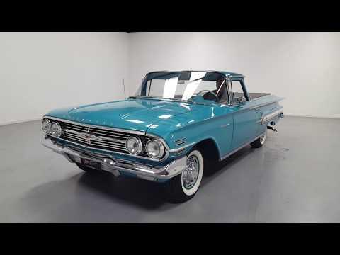Video of '60 Chevrolet El Camino - $48,995.00 - Q525