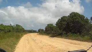 preview picture of video 'mafia island trip to Mafia Airport'