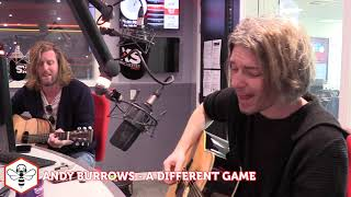 Andy Burrows   A Different Game