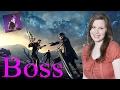 Final Fantasy XV Boss Fight 3rd God