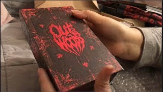 ALICE ASYLUM AND OUT OF THE WOODS MERCH | American McGee Merch Unboxing (Vlog)