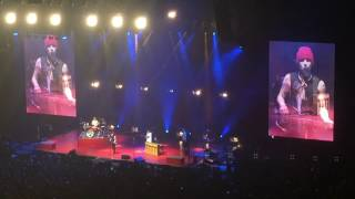 Twenty One Pilots - Tubthumping (Chumbawamba)- Emotional Roadshow - Anaheim, CA 2/16/17