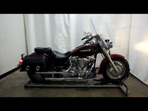 2001 Yamaha Road Star in Eden Prairie, Minnesota - Video 1