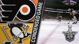 04/13/18 First Round, Gm2: Flyers @ Penguins