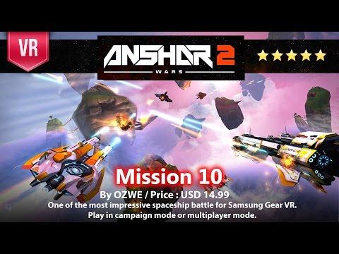 Anshar Wars 2 Walkthrough - Anshar Wars 2 - (Mission 7 ) The most