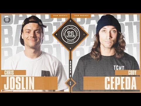 BATB 11 | Chris Joslin vs. Cody Cepeda - Round 2