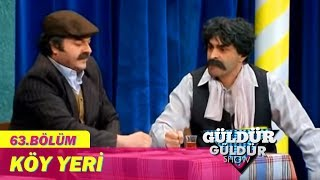 Güldür Güldür Show 63.Bölüm - Köy Yeri