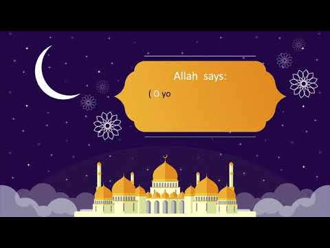 Fast of Ramadan - The key to understanding Islam
