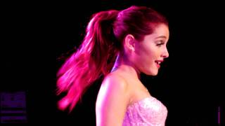 """Pink Champagne"" - Ariana Grande at The Roxy in West Hollywood, CA 2/19/2012"