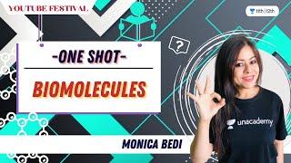 One Shot Session | Biomolecules | YouTube Festival | Unacademy Class 11&12 | Monica Bedi | CBSE CLASS 12: ELECTROSTATICS L10 | GAUSS LAW | PHYSICS | UNACADEMY CLASS 11 & 12 | SUMIT SIR | DOWNLOAD VIDEO IN MP3, M4A, WEBM, MP4, 3GP ETC
