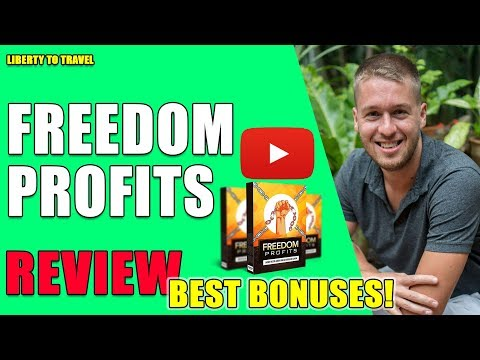 Freedom Profits Review - 🛑 STOP 🛑 YOU 1001% HAVE TO WATCH THIS 📽 BEFORE BUYING 👈