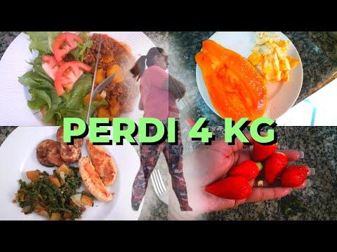 Dirio da Dieta #2 | Perdi 4kg  Famlia Kaki