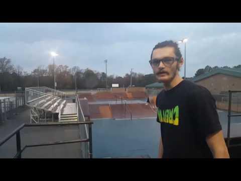 JC Skate Park - Greenville NC