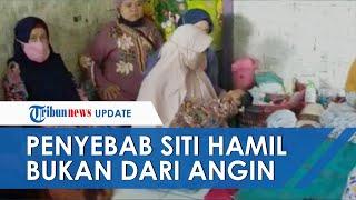 Mengaku Hamil karena Angin, Kini Terungkap Sosok Ayah 'Bayi Ajaib' yang Dikandung Siti Zainah