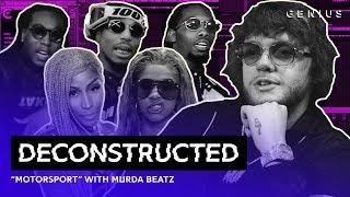 "The Making of Migos, Cardi B & Nicki Minaj's ""MotorSport"" With Murda Beatz | Deconstructed"