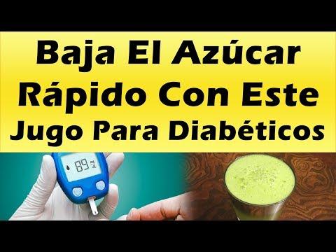 Un análisis de sangre para el azúcar 7,1