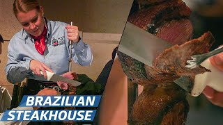 How A Brazilian Steakhouse Serves 1000 People per Night — How To Make It