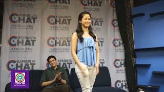 Kisses' pasabog answers to Miss Q & A questions