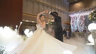 Jeffery & Lisa / Can I Have This Dance - Wedding First Dance / Dancefirst Indonesia