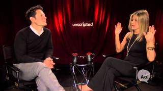'Wanderlust' | Unscripted | Paul Rudd, Jennifer Aniston