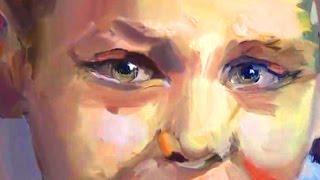 Смотреть онлайн Теоритические основы рисования портрета