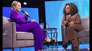 Oprahs 2020 Vision Tour Visionaries: Kate Hudson Interview
