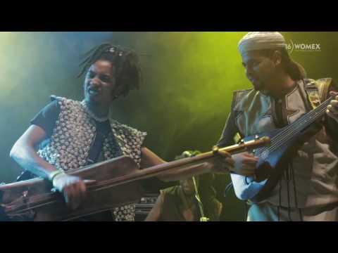 Mehdi Nassouli - Mimoun - Live at WOMEX 16