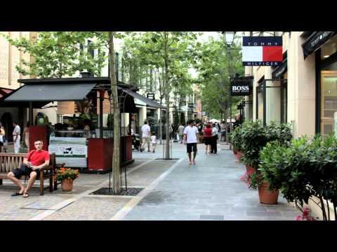 Paseo por las rozas - Madrid