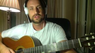 """Guitar Lesson: How to play """"Floating"""" by Julee Cruise"""