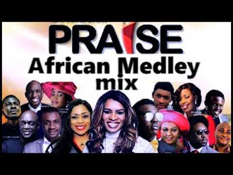 Morning worship songs 🎶🙌🎵High  praise and worship 🎷🎶🎤 | Mixtape Naija Africa Church Songs