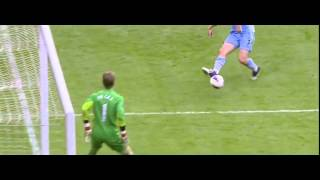 Manchester United 1  6 Manchester City Highlights HD 23102011