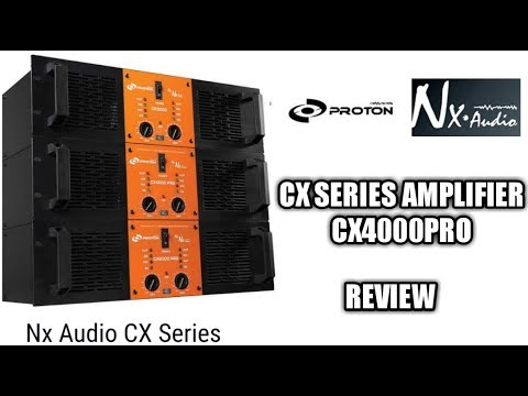XT-4000 proton nx audio who is best bass & top review in